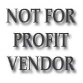 NOT FOR PROFIT VENDOR